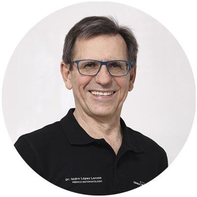 Dr. Isidro López Lanzas